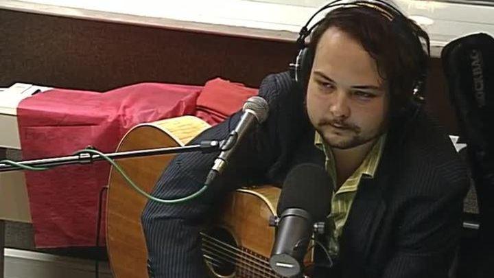 Живой концерт. Антон Макаров