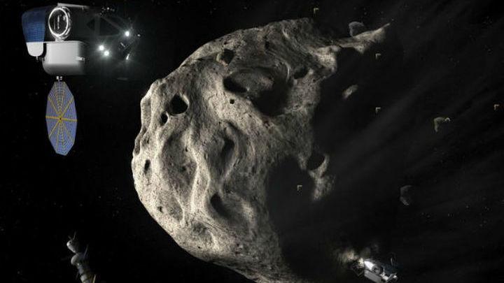 Станция EML-2 может стать перевалочным пунктом для миссии по освоению астероидов
