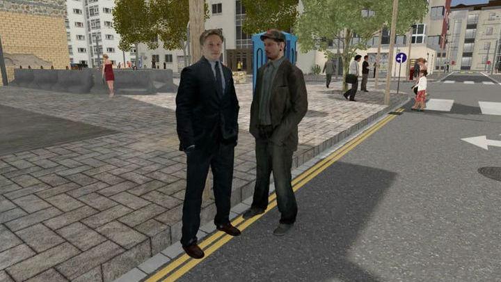 В системе учтены и пешеходы, которые порой создают опасные ситуации на дорогах.