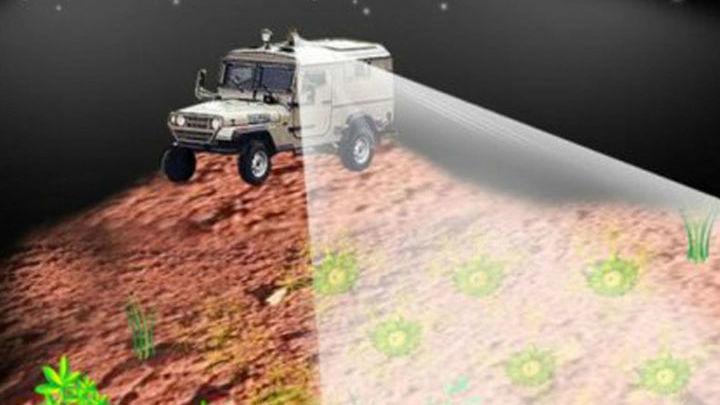 Особые бактерии помогут обнаружить местоположение скрытых мин без угрозы для безопасности.
