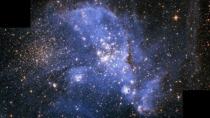 Так выглядит Малое Магелланово Облако.