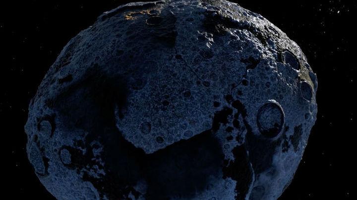 Детектор ComCAM однажды может быть использован в эксперименте по управлению астероидом.