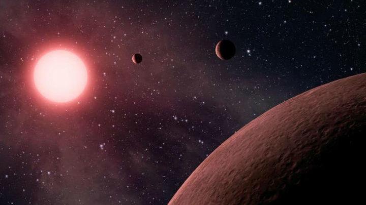 В размерах и расположении планет обнаружились любопытные закономерности.