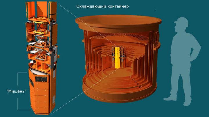 """Чувствительные элементы детектора будут помещены в """"холодильники"""", замораживающие их почти до абсолютного нуля."""