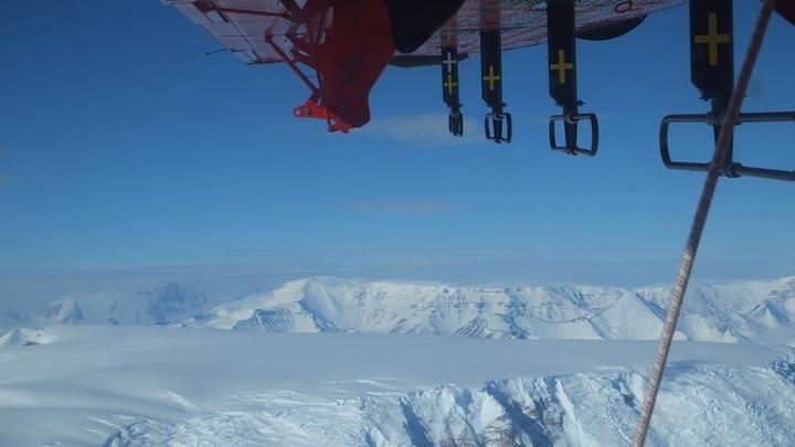 Работа проводилась в рамках проекта PolarGAP, который объединил специалистов из разных стран.