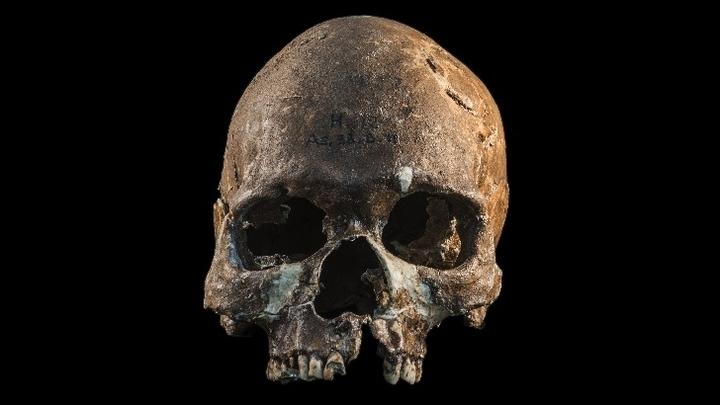 Череп хоабиньского человека возрастом восемь тысяч лет, обнаруженный в одной из малазийских пещер.
