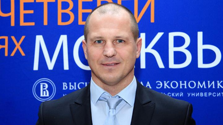 Доцент НИУ ВШЭ, адвокат по спортивному праву Александр Викторович Чеботарёв.