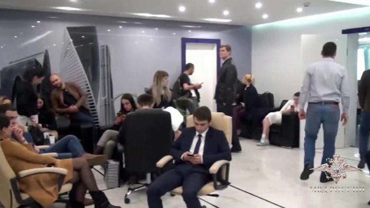 Полиция схватила организатора хищения миллиарда рублей на Forex, находившегося в розыске