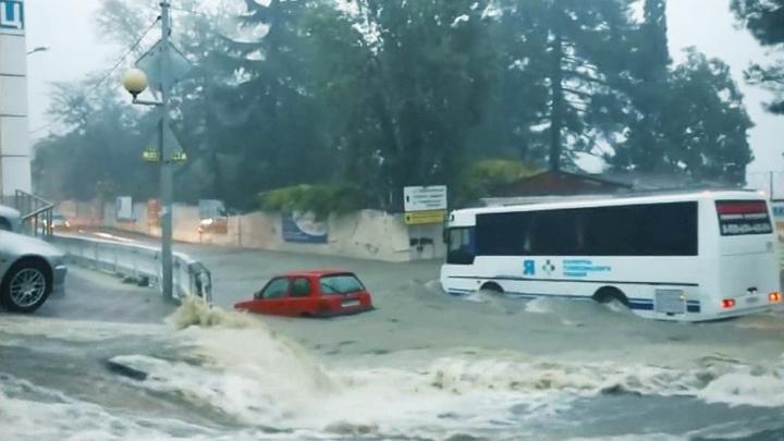 Наводнение на Кубани: За последние 30 лет — это самый масштабный паводок
