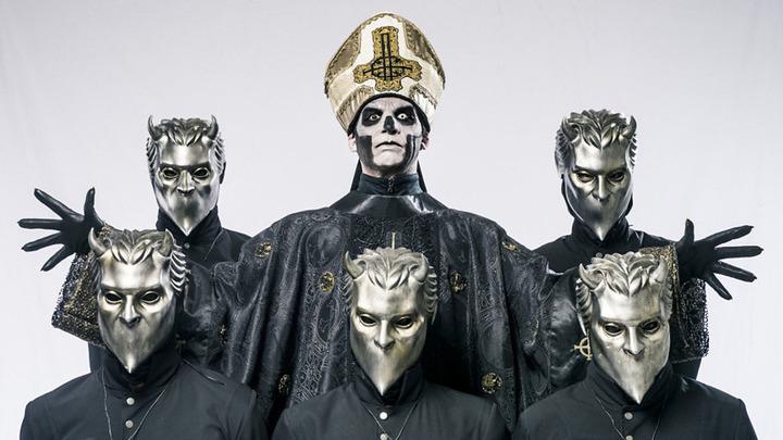 Ghost, шведская хеви-метал группа