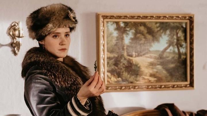 """Кадр из сериала """"Тайны госпожи Кирсановой"""""""