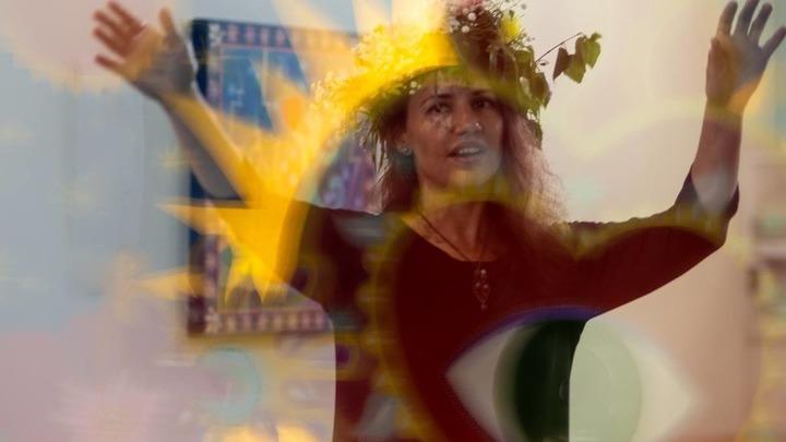 Выступление певицы Ирины Пыжьяновой. Фото предоставлено Ириной Пыжьяновой