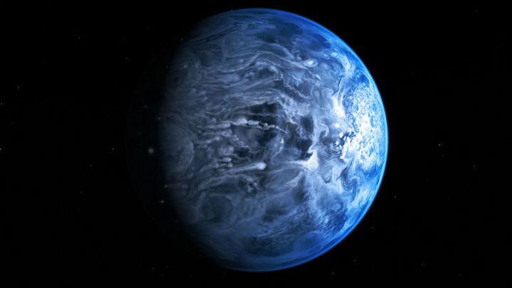 Некоторые планеты, ранее считавшиеся суперземлями, оказались более крупными телами.