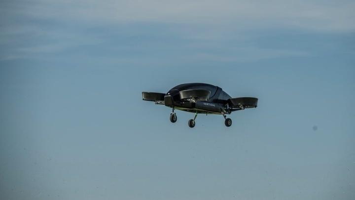 Инженеры хотят увеличить дальность перелётов на аэротакси до 800 километров.