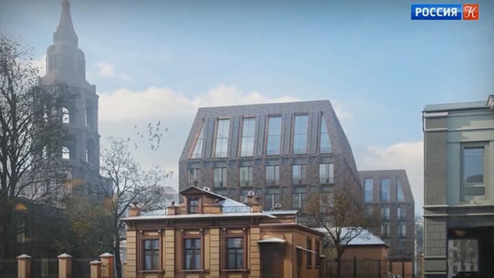 Деревянный дом усадьбы Петрово-Соловово подготовили к реставрации
