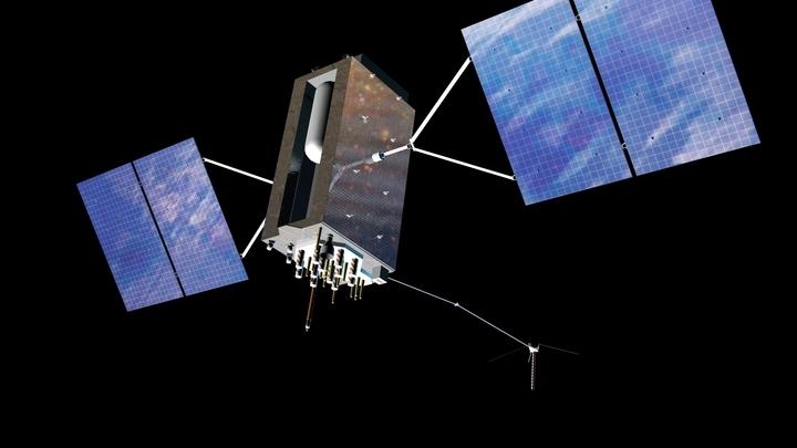 """Новые спутники улучшат точность позиционирования и обеспечат сигнал, совместимый с """"европейскими"""" приёмниками."""