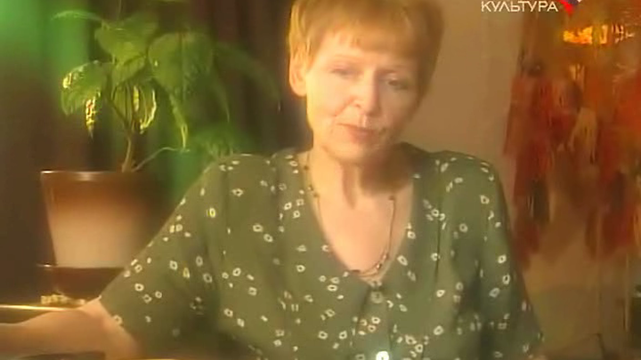 Кинодраматург Наталья Борисовна Рязанцева