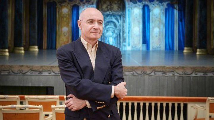 Михаила Мессерера поздравят в Михайловском театре