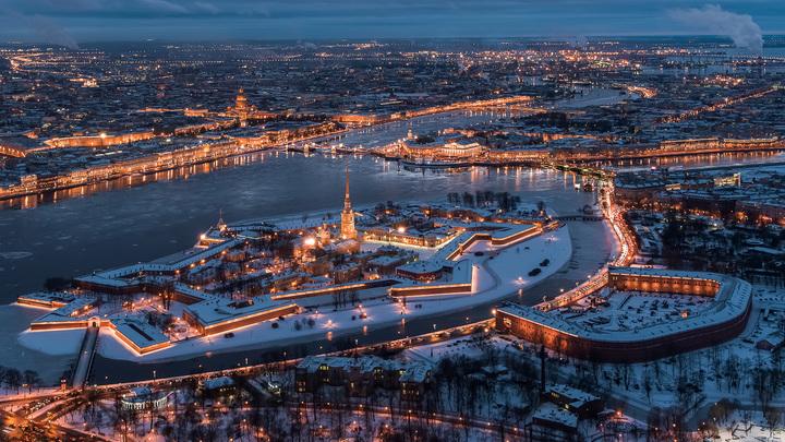 Полуденный выстрел Петропавловской крепости посвятили 90-летию ГТО