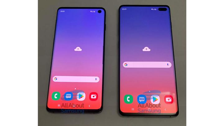 ccb0fddc35633 Samsung Galaxy S10 и S10+: качественные