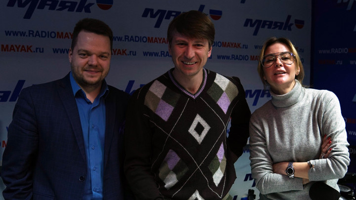 Алексей Ягудин: «наши — самые лучшие»!