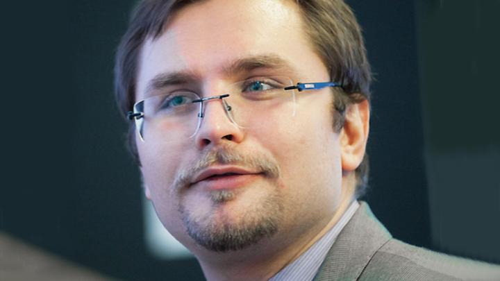 Партнёр инновационного хаба We inno Тимофей Юрьевич Головин.