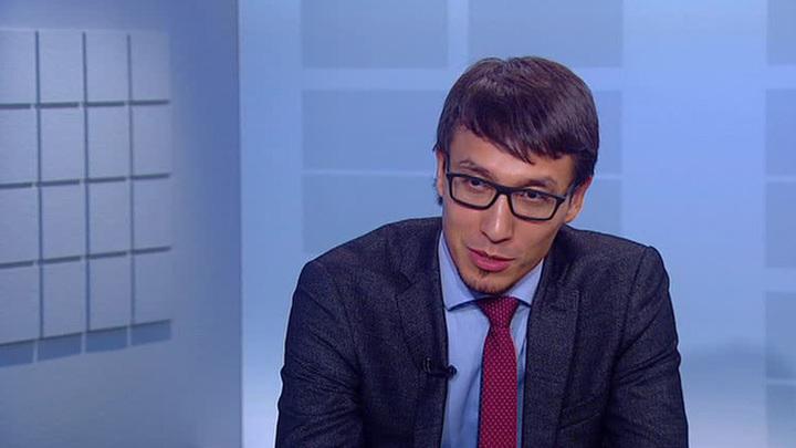 Президент Центра стратегических коммуникаций Дмитрий Габитович Абзалов.