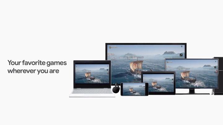 Игры из облака: всё о новом сервисе Google Stadia