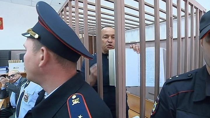 Экс-главу Серпуховского района Шестуна приговорили к 15 годам колонии