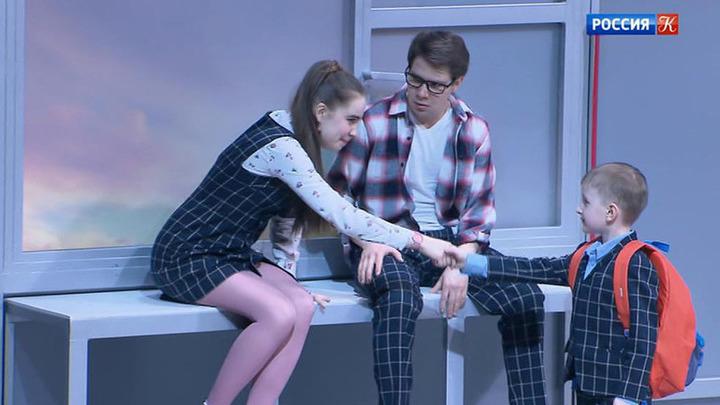 Константин Райкин представил свой новый спектакль