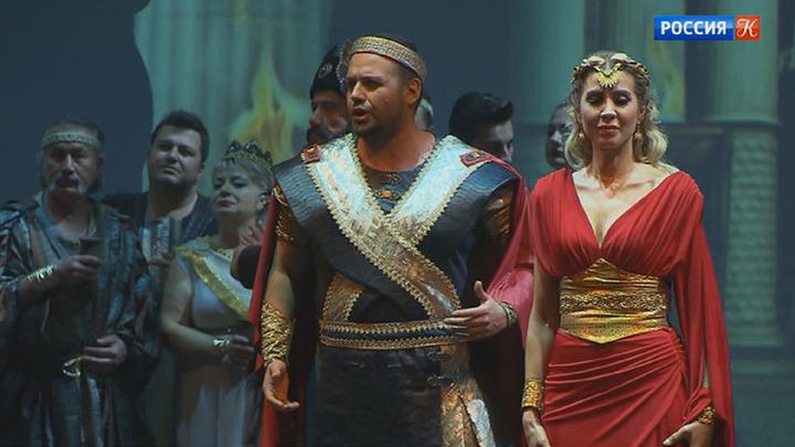В Большом театре дан старт перекрестному Году культуры России и Турции