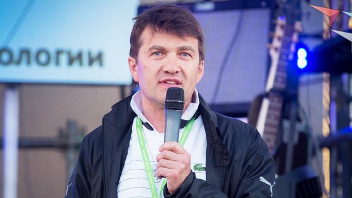 Дмитрий Владимиров, генеральный директор ВИСТ Групп – компании-резидента Сколково.