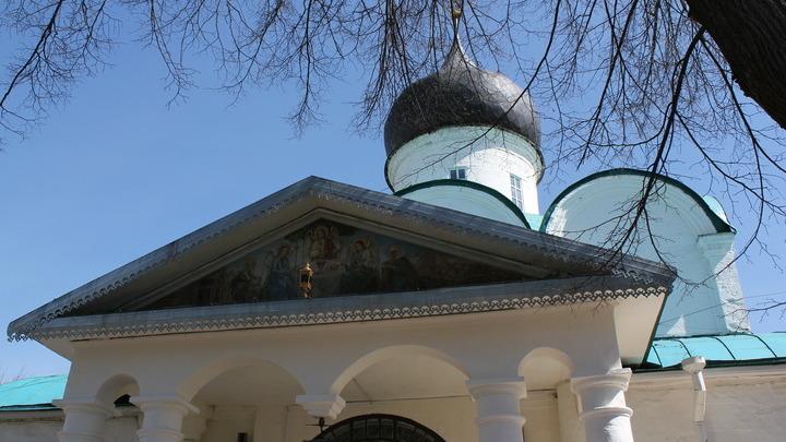 Александровская слобода, Троицкий собор