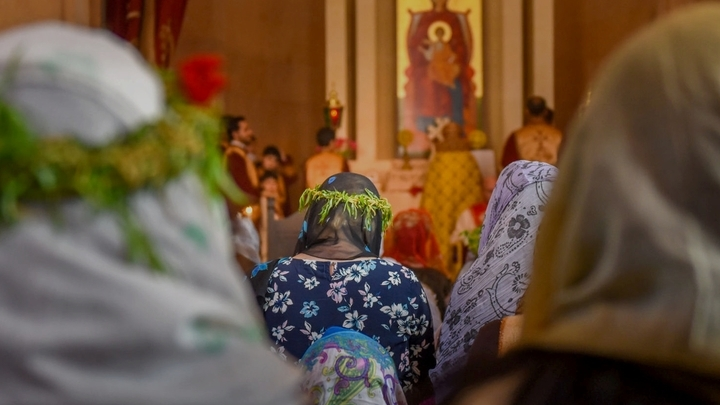 В церквях не будут вводить вход по QR-кодам