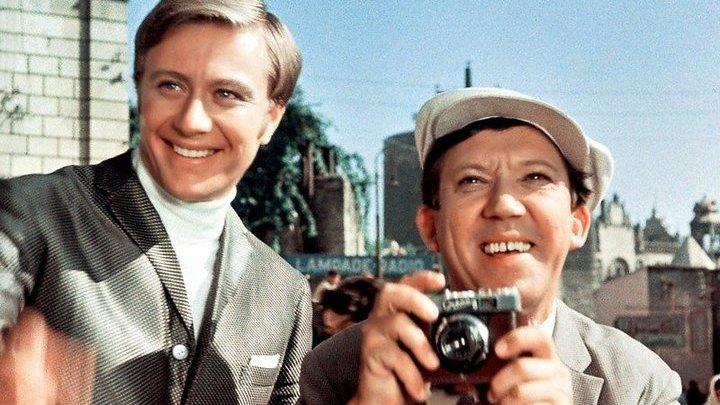 Пять легендарных фильмов, которые снимали в Сочи