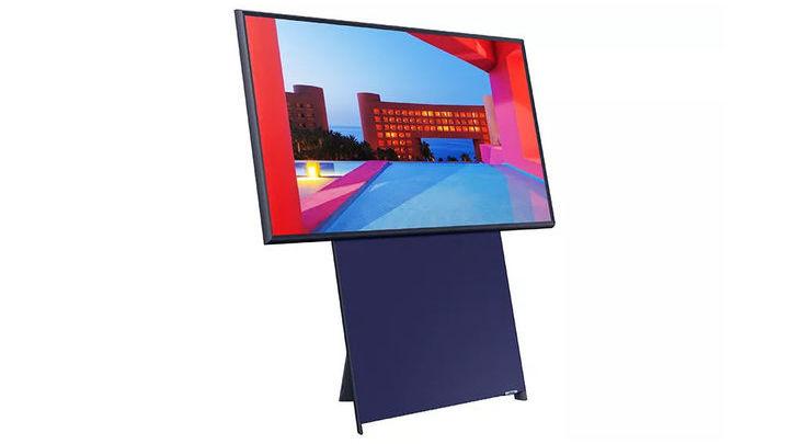 Вести.net: Samsung выпустила вертикальный телевизор