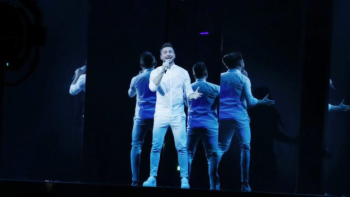 Выступление Сергея Лазарева на втором полуфинале Евровидения-2019
