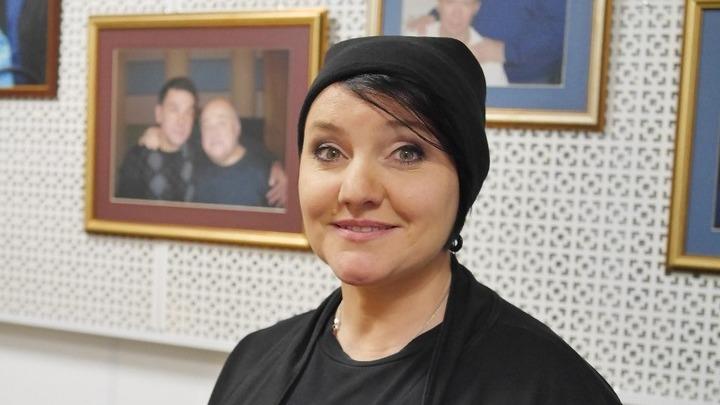 Инга Оболдина /фото Анастасии Кузнецовой/