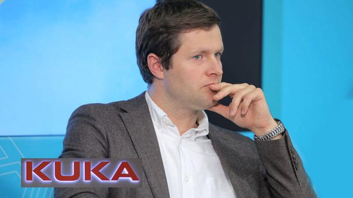 Дмитрий Капишников, гендиректор компании KUKA Robotics RUS.