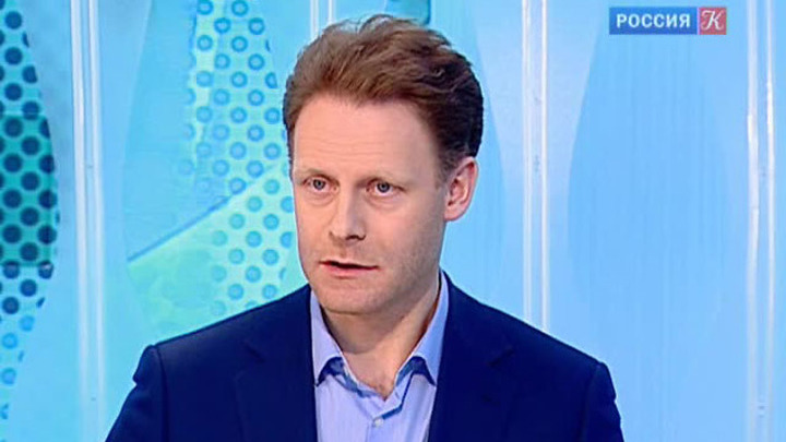 Председатель комиссии Мосгордумы по образованию Антон Ильич Молев