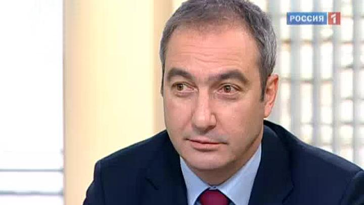 Первый вице-президент Ассоциации туроператоров России Владимир Данилович Канторович.