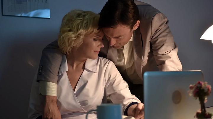 "Кадр из сериала ""Ангелина"""