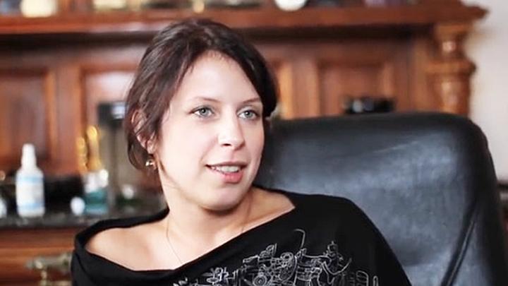 Актриса и кинорежиссёр Ирина Киреева