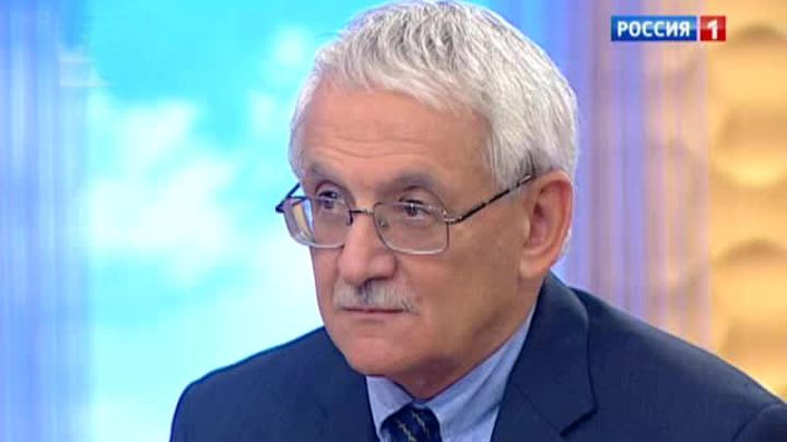 Директор Института экономики транспорта и транспортной политики НИУ ВШЭ Михаил Яковлевич Блинкин.