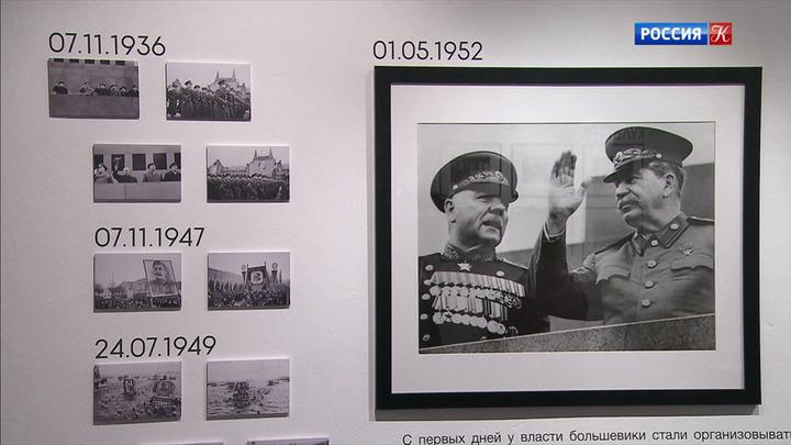 Эпоха Хрущева. Работы Александра Устинова показывают в Центре имени братьев Люмьер