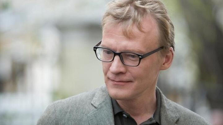 Алексей Серебряков отмечает 55-летие
