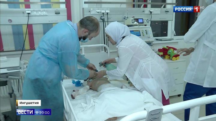 Переломы, ожоги, порезы и укусы: лечить жестоко избитую Аишу будут в Москве