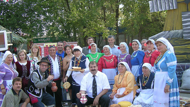 Гагаузы города Чадыр-Лунга / автор фото - Федя Кузнецов / CC BY-SA 4.0