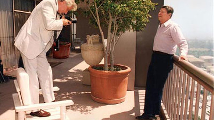 Гарри Бенсон. Фото Соуза, Пит /ru.wikipedia.org/