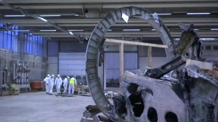 Крушение МН17: к делу приобщат заявления родственников погибших
